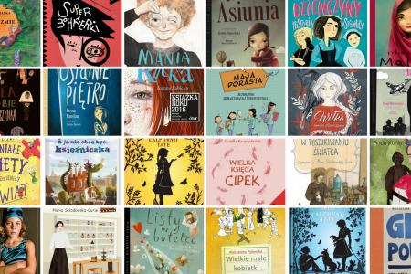 książki dla dziewczynek