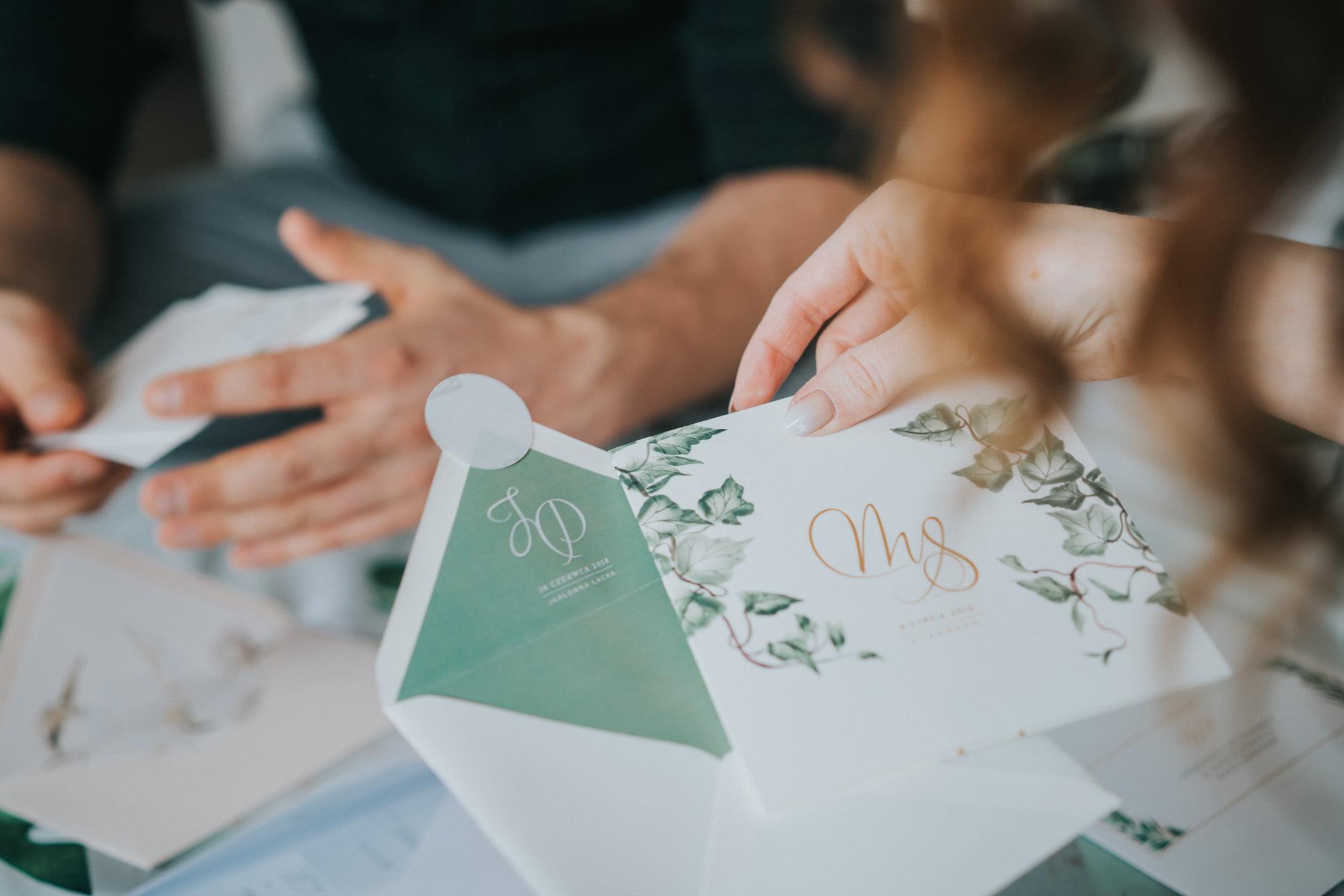 Zaproszenia ślubne Soap Bubble I Nasz Projekt Jak Z Bajki