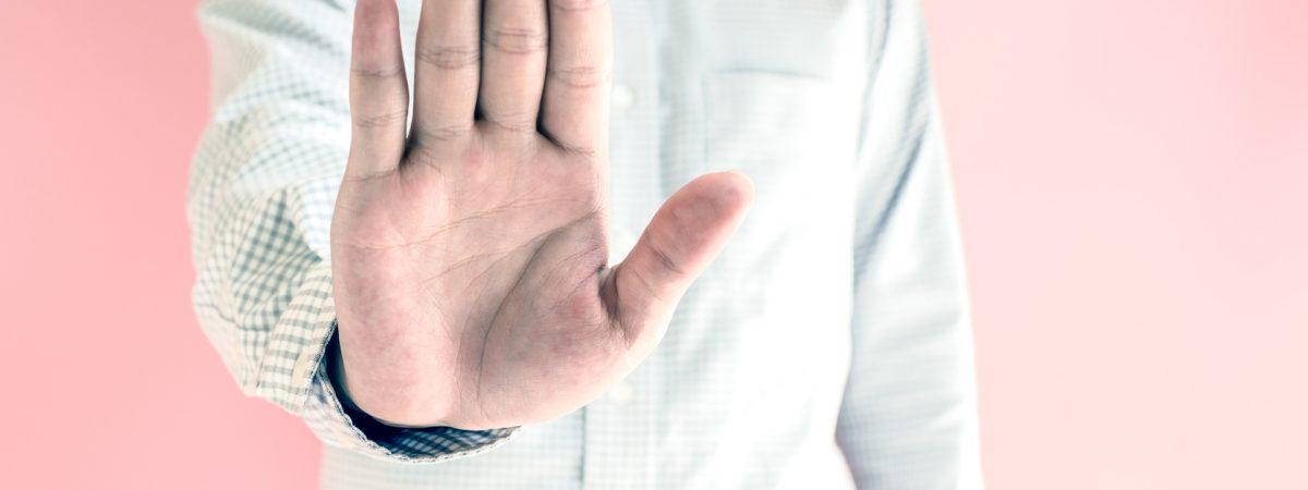 Zakaz karmienia patologii