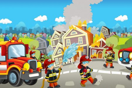 straż pożarna zabawki