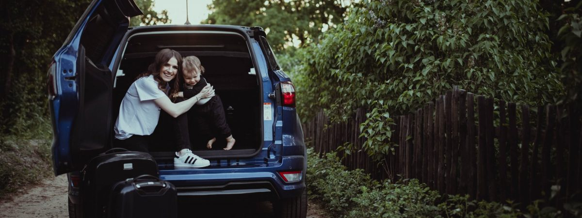 Bo czasem każdemu przyda się krótka ucieczka. Ford EcoSport & my