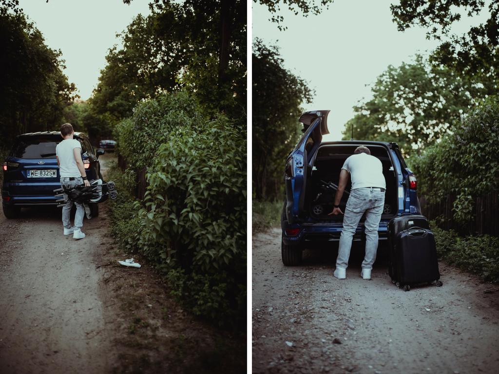 ford ecosport bagażnik