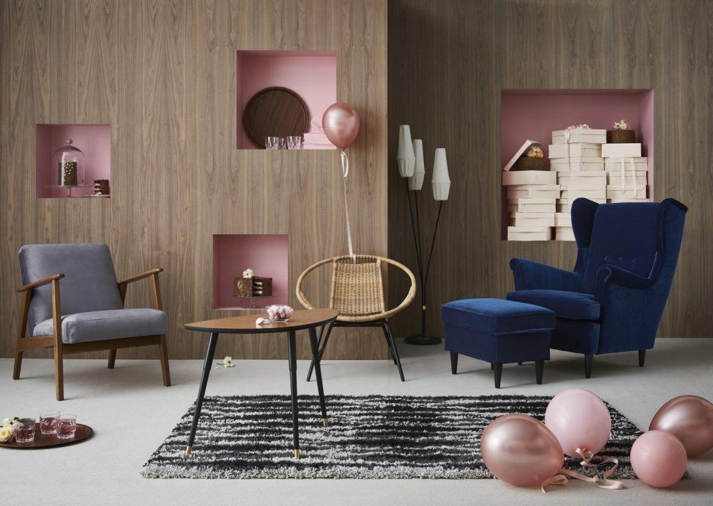 Kolekcja vintage w IKEA