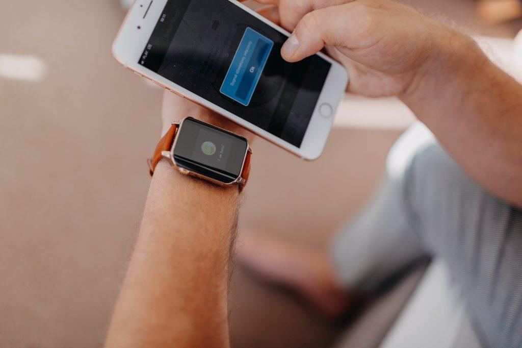 zegarek dla seniora