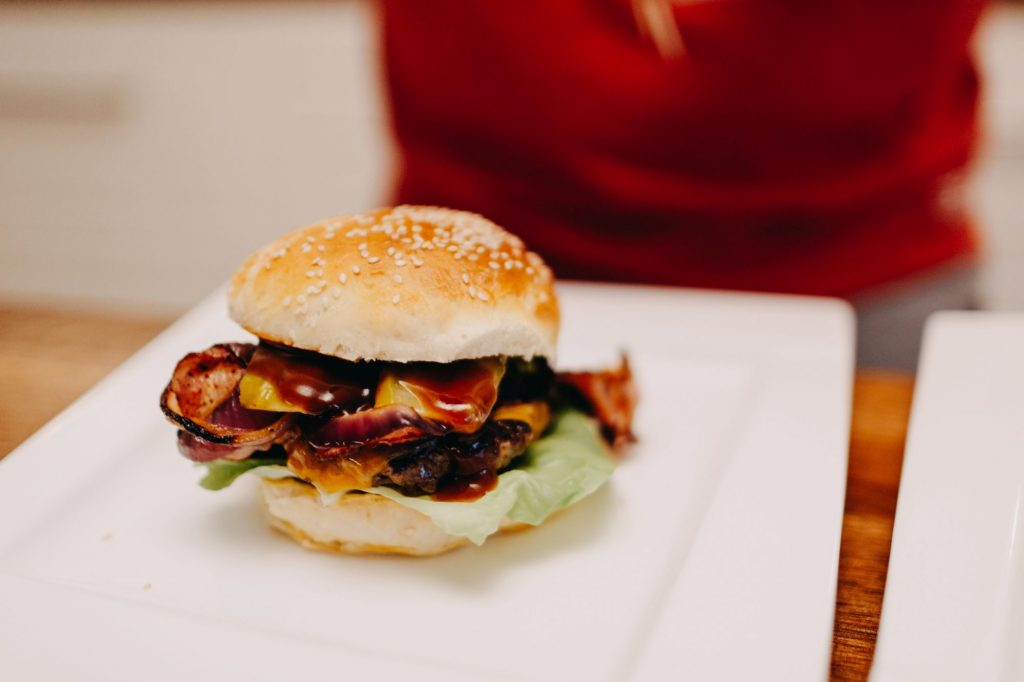 domowe hamburgery zdjęcia