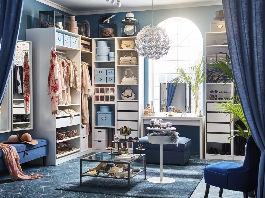 sypialnia IKEA