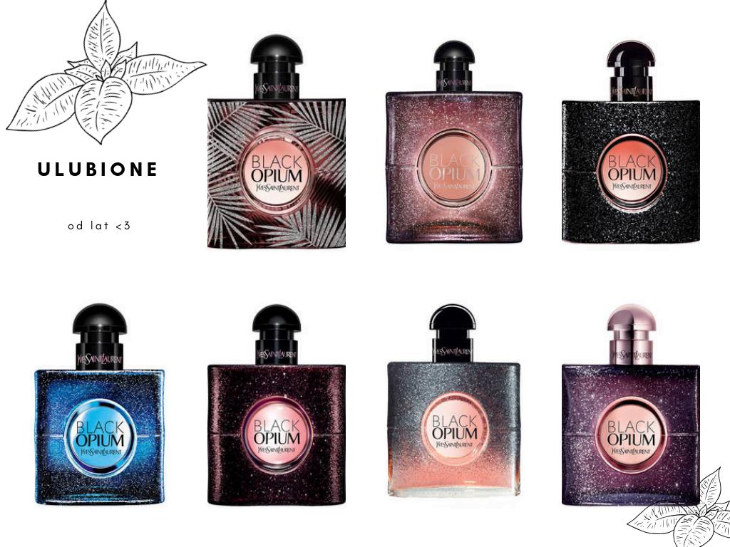 black opium perfumy