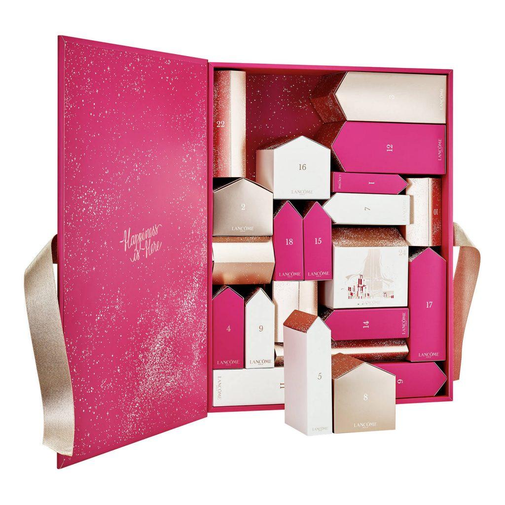 kalendarz adwentowy z kosmetykami 2019