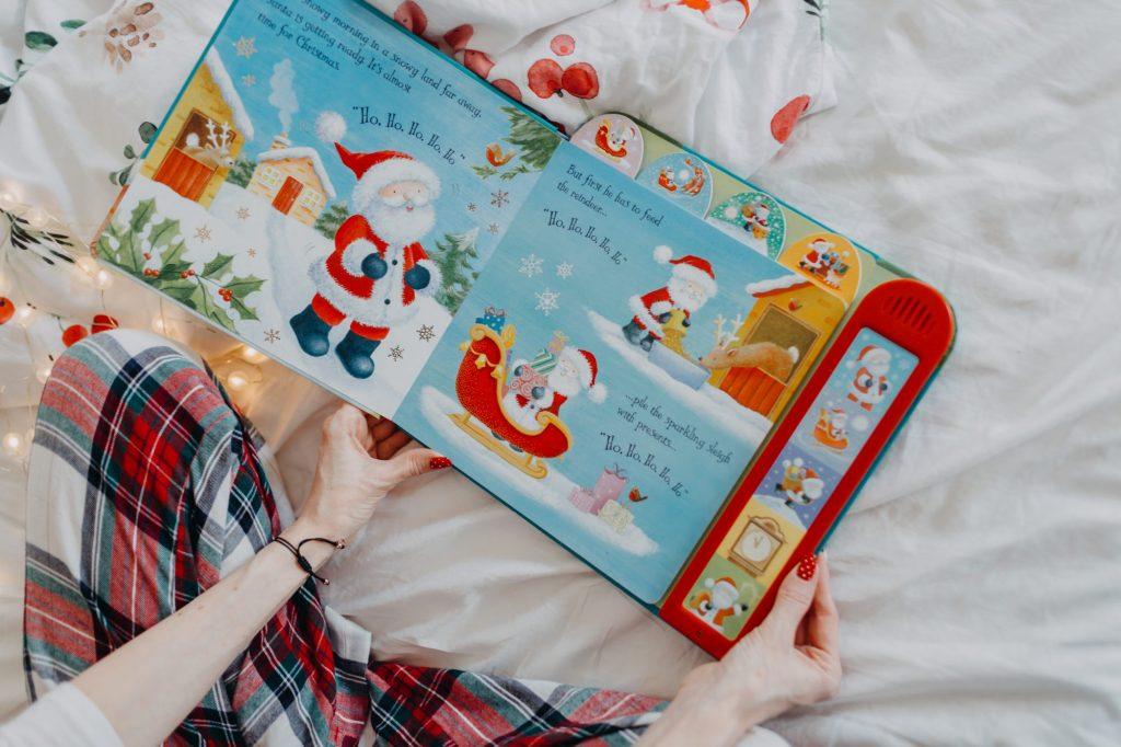 świąteczne książki dla dzieci po angielsku
