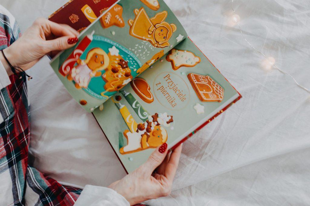 książki o świętach bożego narodzenia