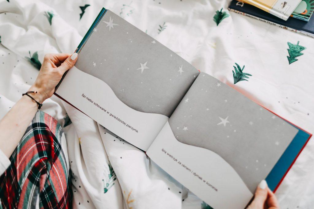 książki na dobranoc