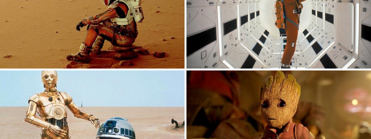 """Od """"Marsjanina"""" i """"Grawitacji"""" po """"Strażników Galaktyki"""". Najlepsze filmy o kosmosie"""