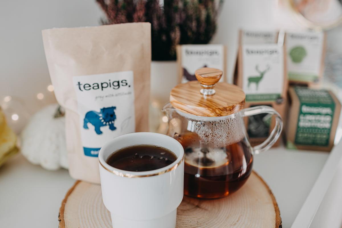 Herbaty Teapigs coffeedesk
