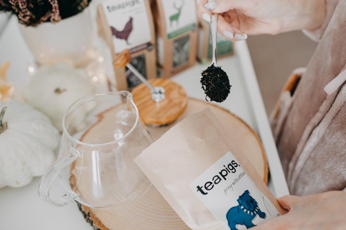Herbaty Teapigs