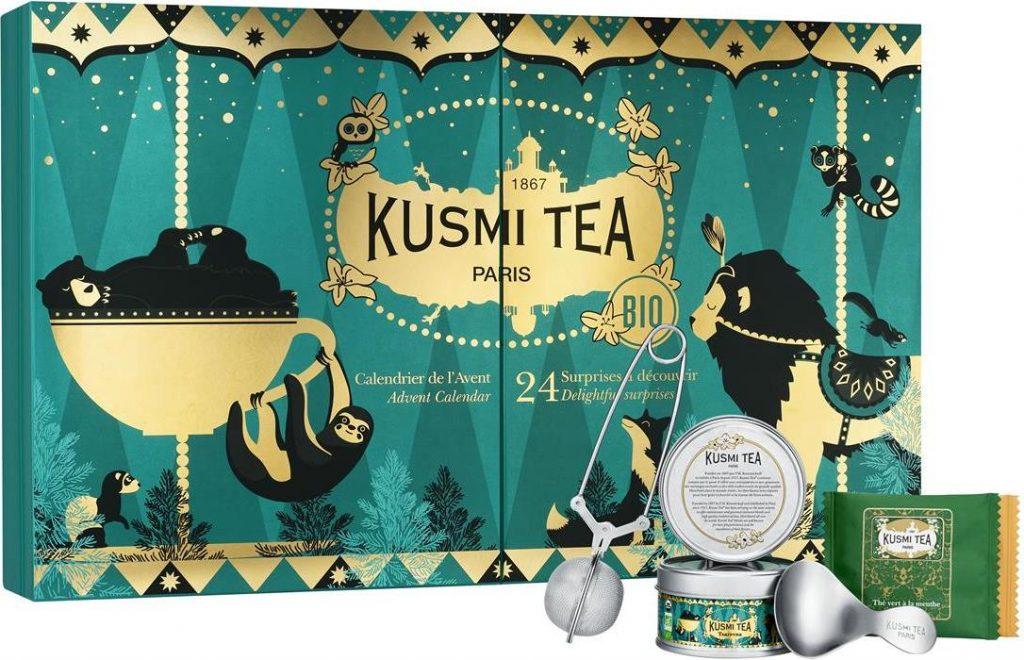 kalendarz adwentowy herbata