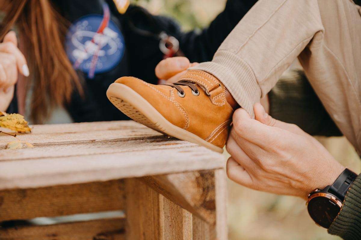 buty dla przedszkolaka na jesień