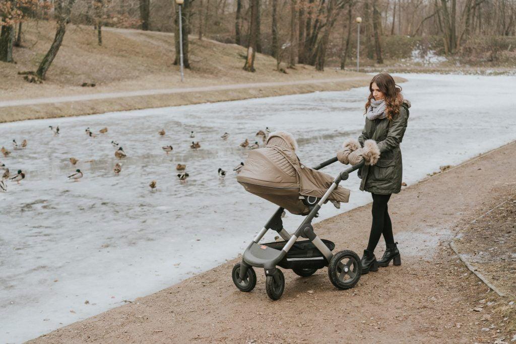 jak wybrać wózek dla dziecka
