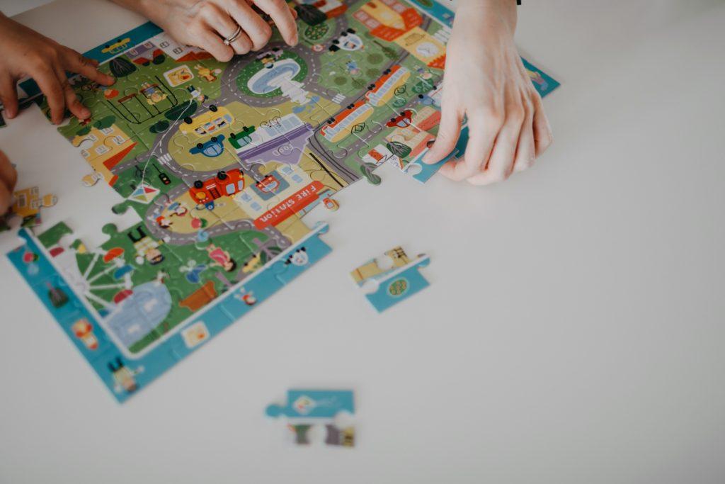 puzzle Dodo